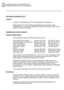 thumbnail of Kertomus_toiminnasta_v_2017